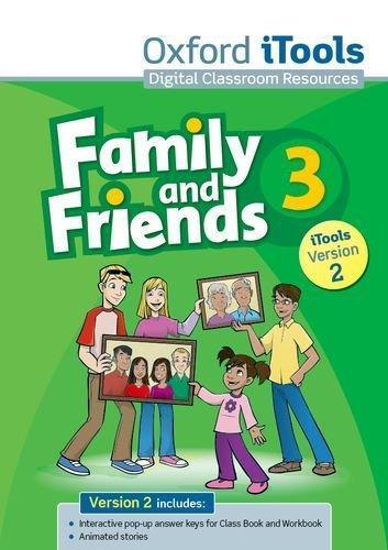 """Купить книгу """"Family and Friends. 3. iTools"""""""
