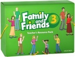 Family and Friends. 3. Teacher's Resource Pack