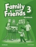Family and Friends. 3. Workbook