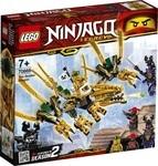 Конструктор LEGO Золотой Дракон (70666)