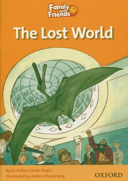"Купить книгу ""Family and Friends. Readers 4. The Lost World"""