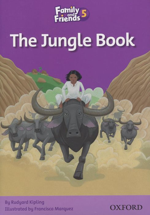 "Купить книгу ""Family and Friends. Readers 5. The Jungle Book"""