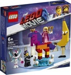 Конструктор LEGO Познакомьтесь с королевой Многоликой Прекрасной (70824)