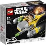 Конструктор LEGO Микрофайтеры: Истребитель с планеты Набу (75223)