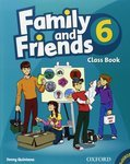 Family and Friends. 6. Class Book and MultiROM Pack