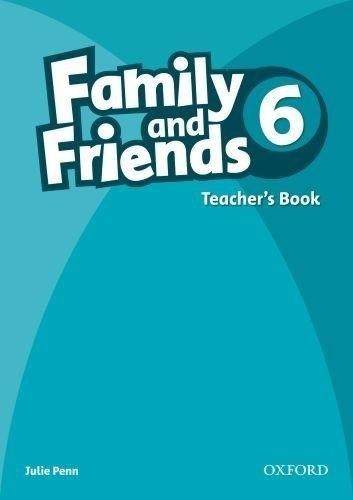 "Купить книгу ""Family and Friends. 6. Teacher's Book"""