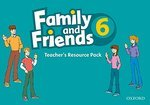Family and Friends. 6. Teacher's Resource Pack