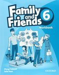 Family and Friends. 6. Workbook