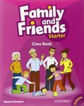 Family and Friends. Starter. Class Book plus Student Multi-ROM