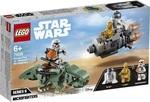 Конструктор LEGO Спасательная капсула Микрофайтеры: дьюбэк (75228)
