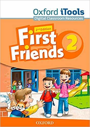 """Купить книгу """"First Friends 2nd Edition. Level 2. iTools"""""""