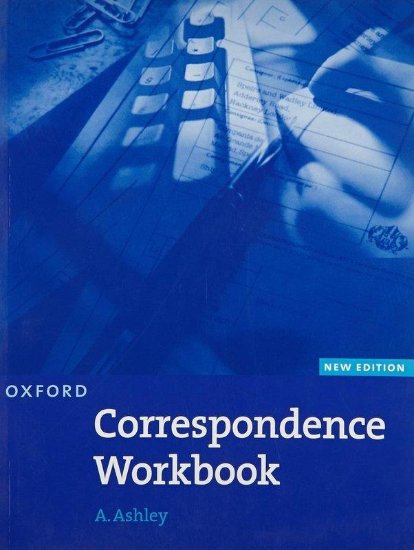 "Купить книгу ""Oxford Handbook of Commercial Correspondence. Workbook"""