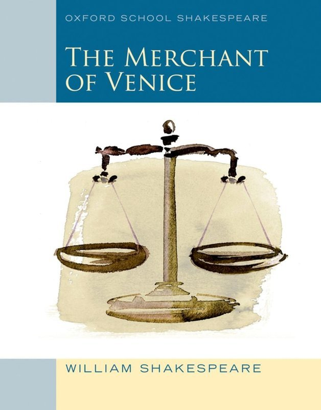 "Купить книгу ""Oxford School Shakespeare. Merchant of Venice"""