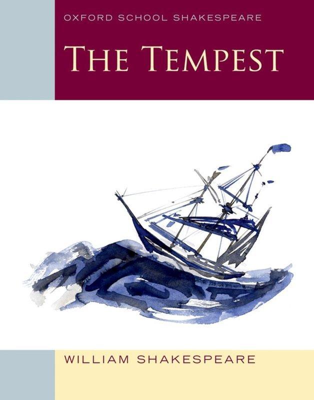 """Купить книгу """"Oxford School Shakespeare. The Tempest"""""""