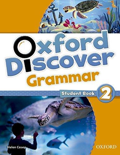 """Купить книгу """"Oxford Discover. 2. Grammar"""""""