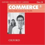 Oxford English for Careers. Commerce 1. Class Audio CD