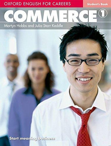 "Купить книгу ""Oxford English for Careers. Commerce 1. Student's Book"""