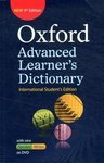 Oxford Advanced Learner's Dictionary. International Student's edition with DVD-ROM