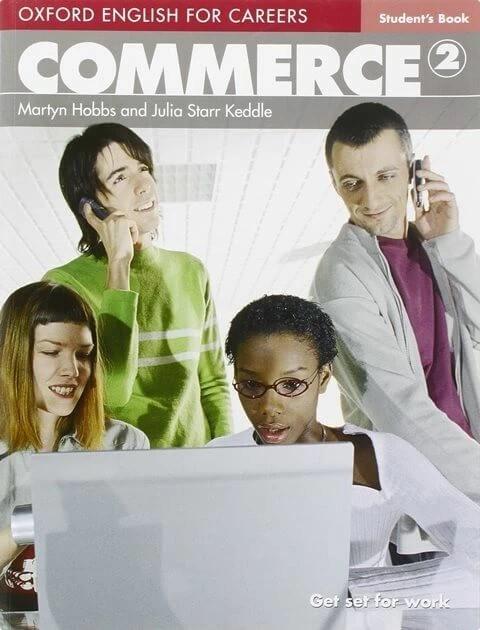 "Купить книгу ""Oxford English for Careers. Commerce 2. Student's Book"""