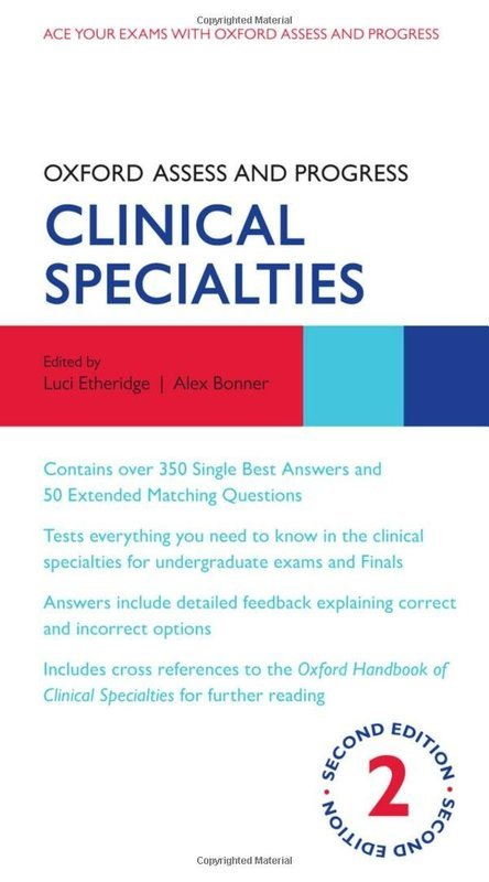 "Купить книгу ""Oxford Assess and Progress. Clinical Specialties"""