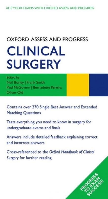 "Купить книгу ""Oxford Assess and Progress. Clinical Surgery"""