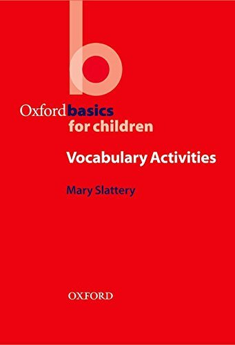 "Купить книгу ""Oxford Basics for Children. Vocabulary Activities"""