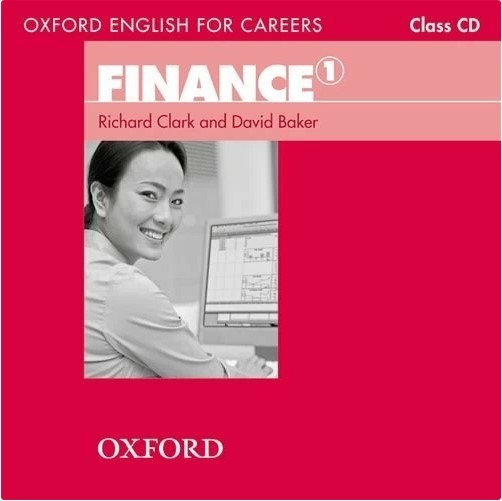 "Купить книгу ""Oxford English for Careers. Finance 1. Class CD"""