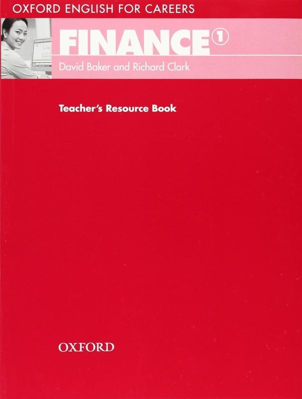 "Купить книгу ""Oxford English for Careers. Finance 1. Teachers Resource Book"""