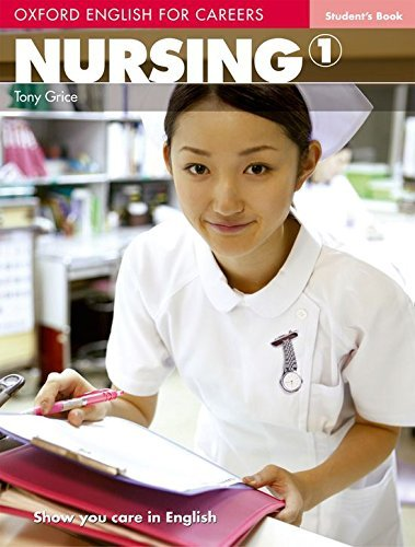 "Купить книгу ""Oxford English for Careers. Nursing 1. Student's Book"""