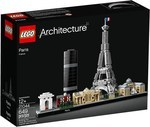 Конструктор LEGO Париж (21044)
