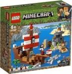 Конструктор LEGO Приключения на пиратском корабле (21152)