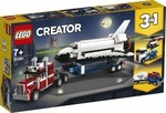Конструктор LEGO Транспортировщик шаттлов (31091)