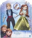 Игровой набор кукол Hasbro Frozen Анна и Кристофф (B5168)