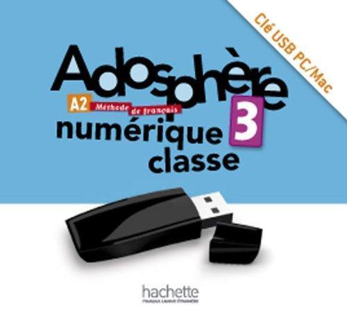 "Купить книгу ""Adosphère 3. Numérique Classe"""