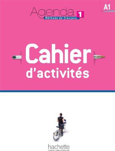 """Купить книгу """"Agenda 1. Cahier d'Activités. CD Audio"""""""