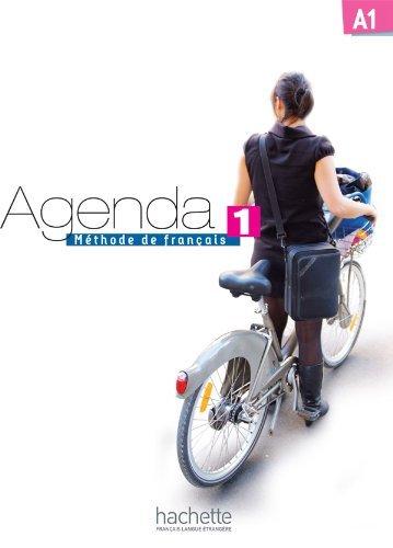 """Купить книгу """"Agenda 1. Livre de l'Élève. DVD-ROM"""""""