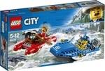 Конструктор LEGO Погоня по горной реке (60176)