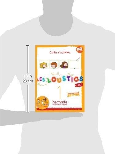 """Купить книгу """"Les Loustics 1. Cahier d'Activités CD"""""""