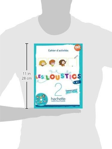 """Купить книгу """"Les Loustics 2. Cahier d'Activités CD Audio"""""""