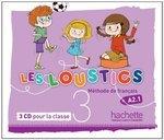 Les Loustics 3. 3 CD Audio Classe