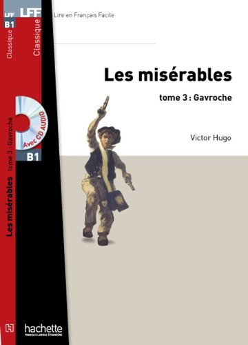 "Купить книгу ""Les Miserables tome 3 Gavroche (+CD audio MP3)"""