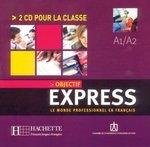 Objectif Express 1. 2 CD pour la classe