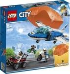 Конструктор LEGO Воздушная полиция: арест парашютиста (60208)
