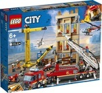 Конструктор LEGO Центральная пожарная станция (60216)