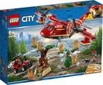 Конструктор LEGO Пожарный самолёт (60217)