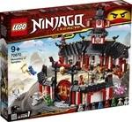 Конструктор LEGO Монастырь Кружитцу (70670)