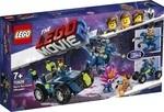Конструктор LEGO Рэкстремальный внедорожник Рэкса! (70826)