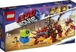 Конструктор LEGO Ультра-Киса и воин Люси (70827)