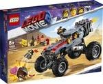 Конструктор LEGO Побег Эммета и Дикарки на багги (70829)