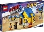 Конструктор LEGO Дом мечты / Спасательная ракета Эммета! (70831)